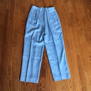 Vintage Linen Slacks
